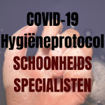 Covid-19 Hygiëneprotocol Schoonheidsspecialisten
